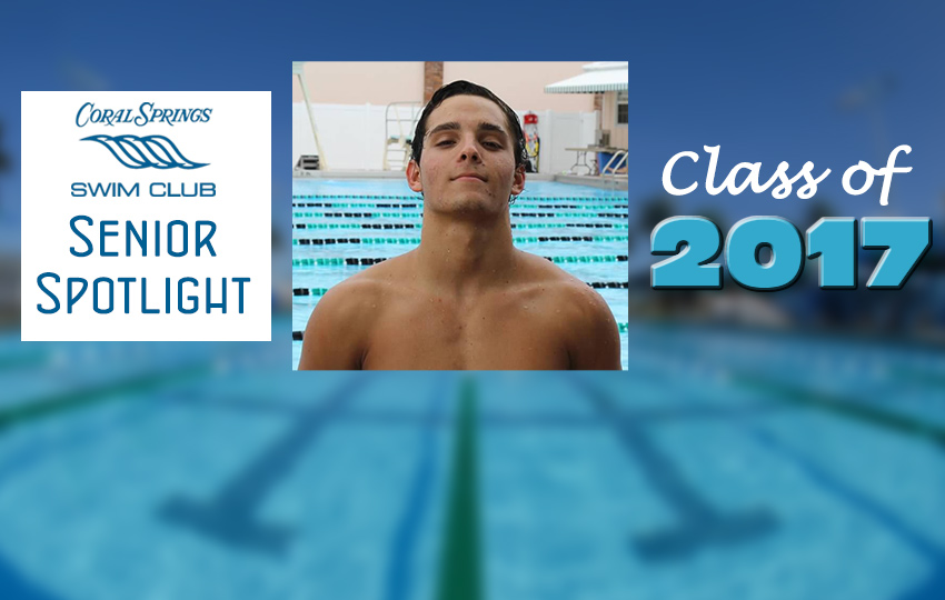 Senior Spotlight: Jose Pascual