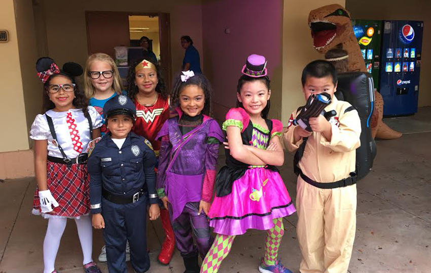 2016 Halloween Celebration
