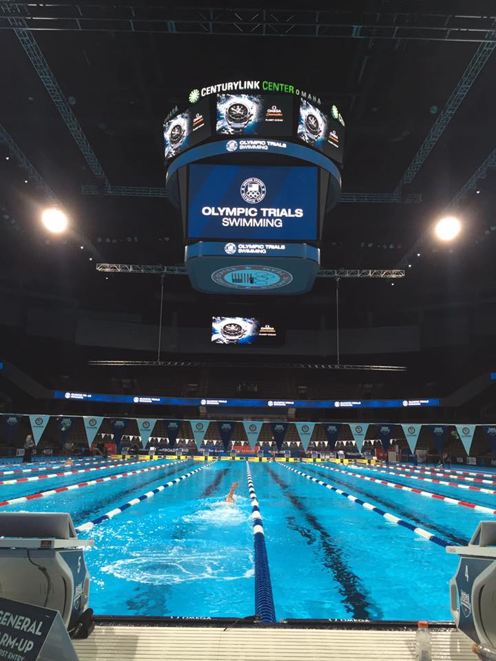Olympic trials Omaha