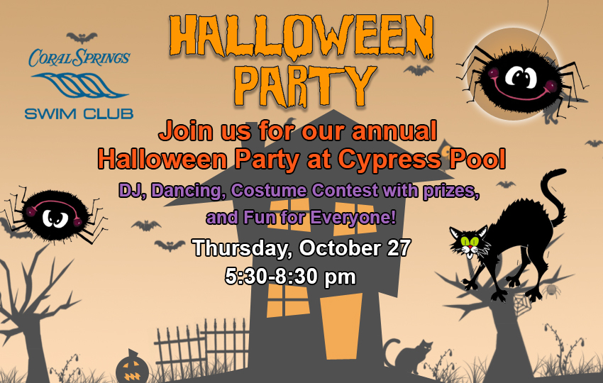 CSSC Halloween Party